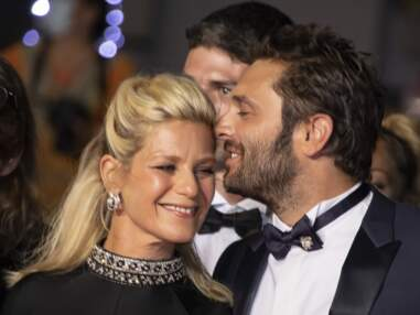 Cannes 2021 : Pio Marmai fait le show, Marina Foïs rock'n'glam ... La montée des marches de La Fracture