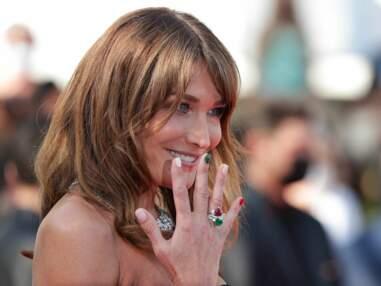 Cannes 2021 : Carla Bruni affiche son soutien à l'Italie à quelques heures sur coup d'envoi de l'Euro