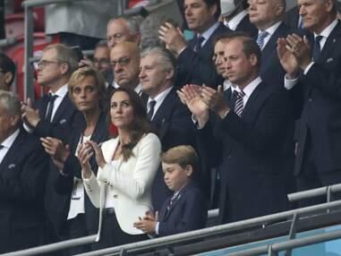 Euro 2021 - Angleterre/Italie : le prince George de retour dans les tribunes aux côtés de Kate Middleton et du prince William !