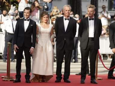 Cannes 2021 : Blanche Gardin et Benjamin Biolay, Camille Cottin et Louis Garrel… La montée des marches de France