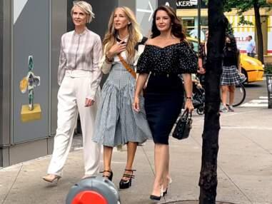 Sex and the City : Sarah Jessica Parker, Cynthia Nixon et Kristin Davis sont de retour !