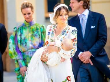 La famille royale de Suède réunie et radieuse au baptême du prince Julian