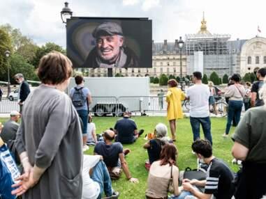 L'hommage à Jean-Paul Belmondo aux Invalides