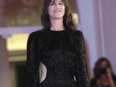 Charlotte Gainsbourg éblouit la Mostra de Venise