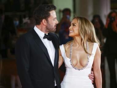 Jennifer Lopez et Ben Affleck affichent leur amour à la Mostra de Venise