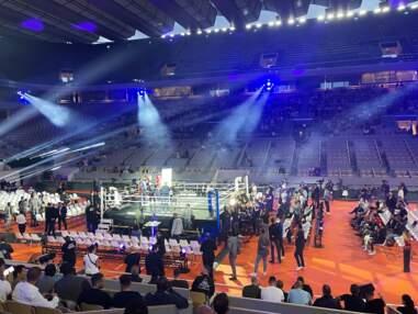 De nombreuses célébrités rassemblées à Roland-Garros pour le combat de Tony Yoka