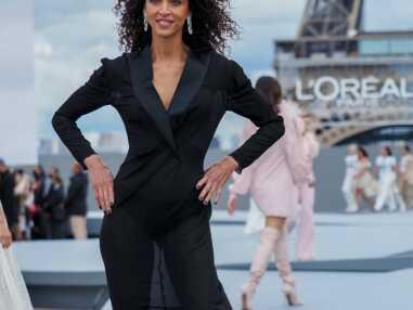 Leïla Bekhti, Yseult… pluie de stars au défilé L'Oréal Paris avec vue sur la tour Eiffel
