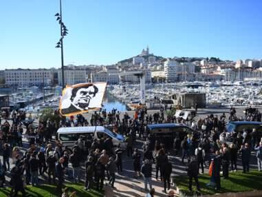 Bernard Tapie : les images de ses obsèques à Marseille