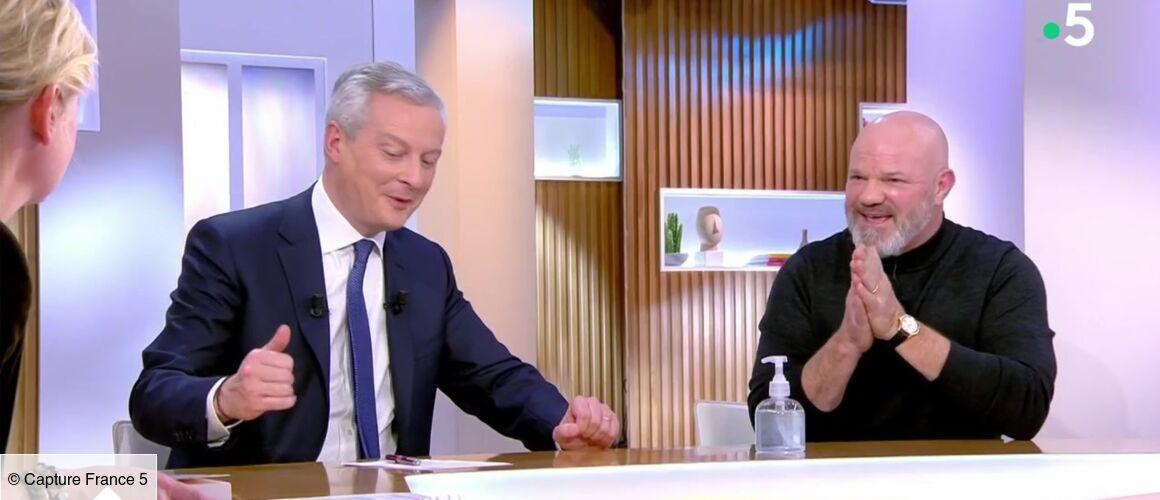 Couvre-feu à 18h : Bruno Le Maire piégé par une question de Philippe Etchebest (VIDEO) - actu - Télé 2 semaines