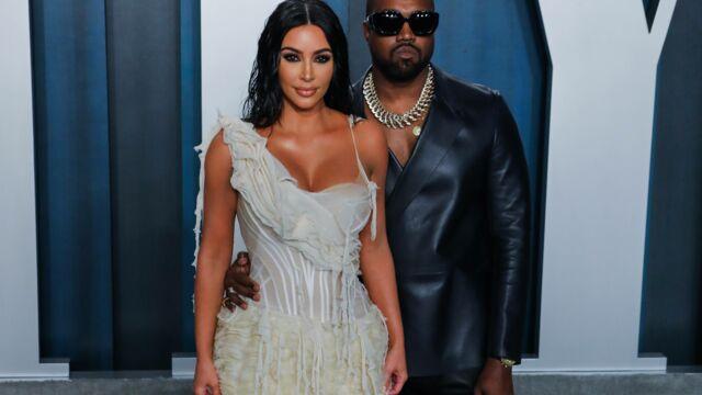 Kim Kardashian demande officiellement le divorce d'avec Kanye West