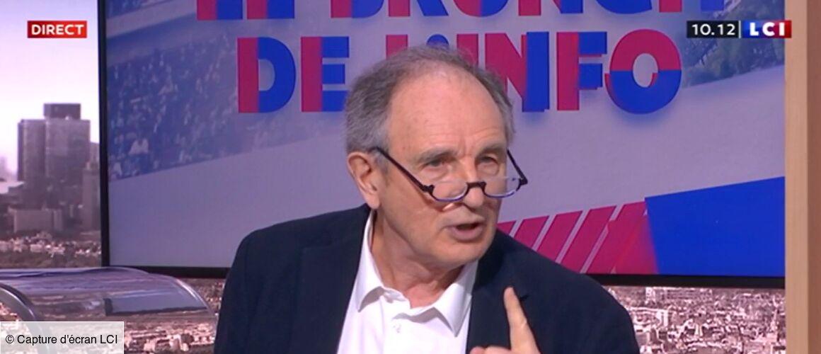 Des vaccins Pfizer jetés : le Dr Jean-Paul Hamon s'indigne sur LCI - actu - Télé 2 semaines - Télé 2 Semaines