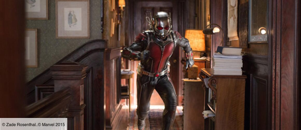 Ant-Man (TF1) : pourquoi il ne faut pas manquer ce film Marvel ! - cinema - Télé 2 semaines