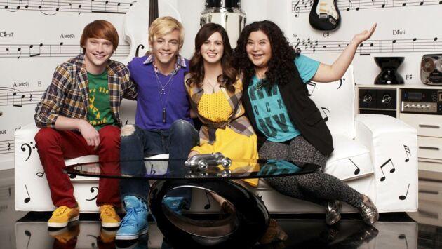 Austin, Jessie & Ally : tous ensemble !
