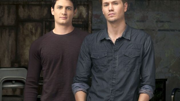 Les frères Scott