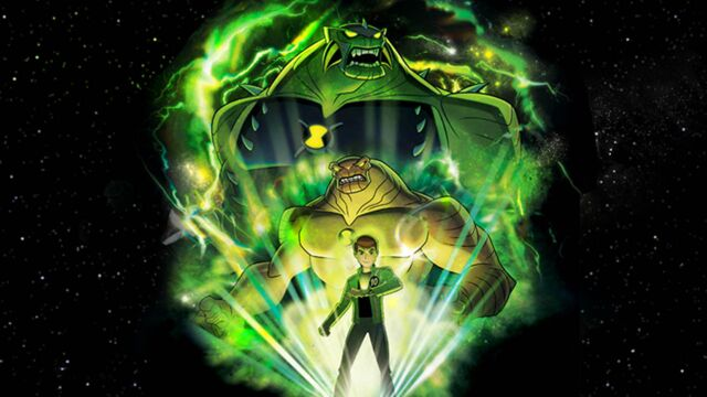Ben 10 : Ultimate Alien