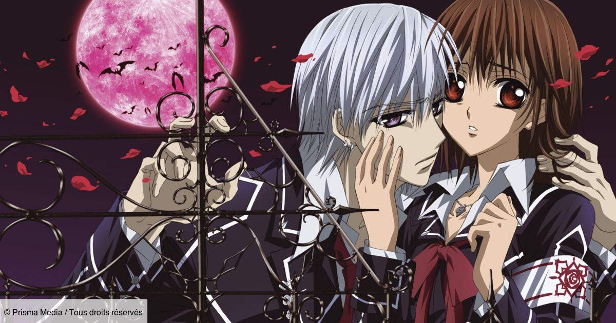 Vampire Knight Episodes 4-6 Live Reaction/Review!(REDIRECT