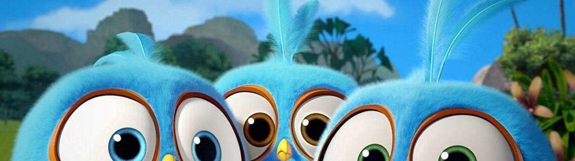 Angry Birds Blues Episodes - Querciacb