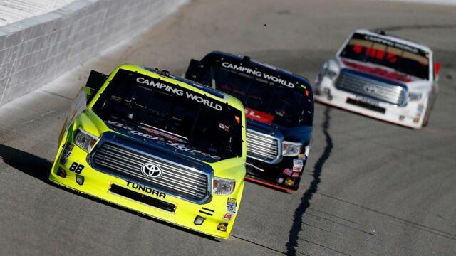 NASCAR / Cup Series