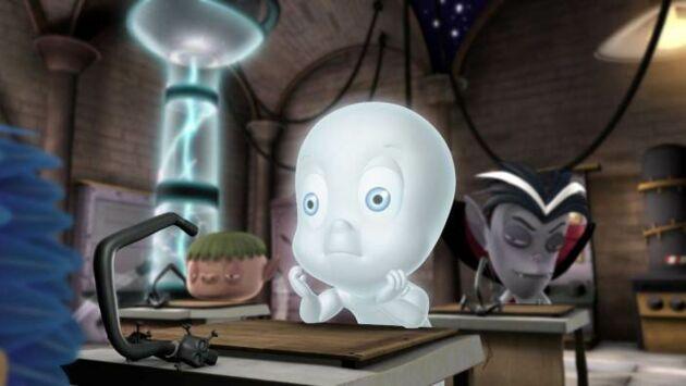Casper : l'école de la peur