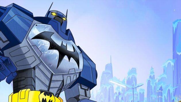 Batman Unlimited : Mechs Vs. Mutants