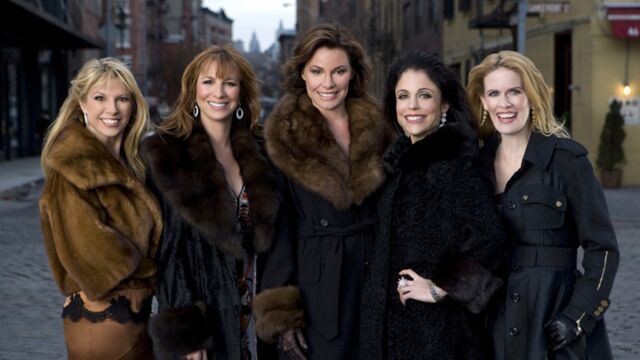 Real Housewives : New York City