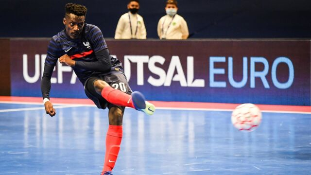 Futsal : Qualifications à l'Euro