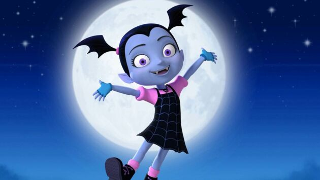 Vampirina et les monstrueuses en tournée