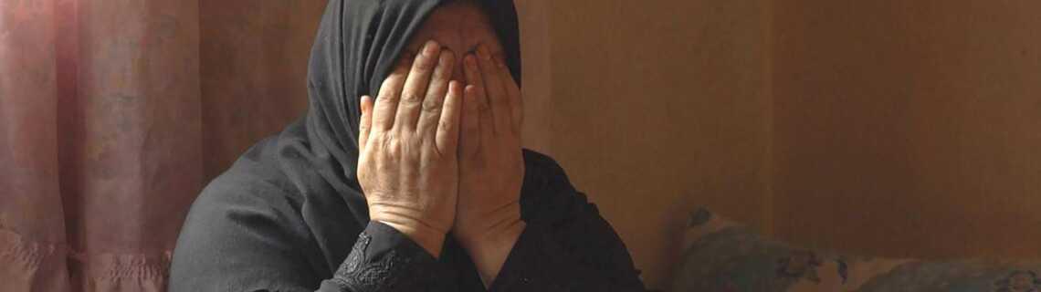 syrie le cri étouffé