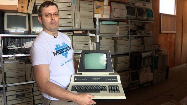 L'incroyable histoire de l'ordinateur