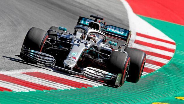 Formule 1 : Grand Prix d'Espagne