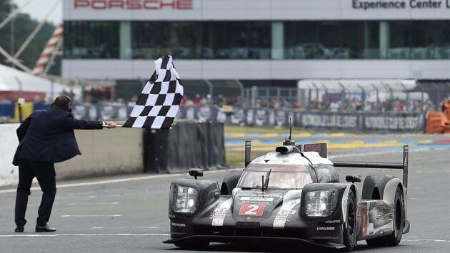 Film officiel des 24 Heures du Mans 2018