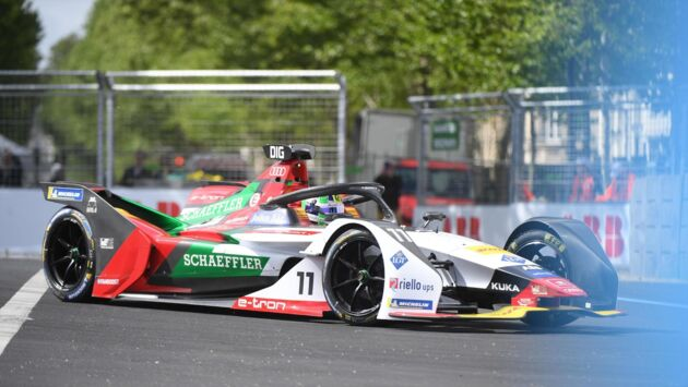 Formule E : And We Go Green