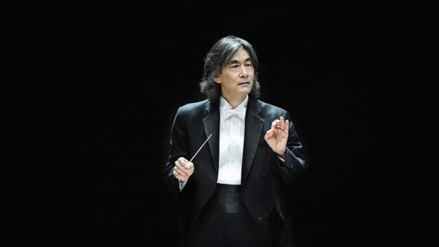 Kent Nagano et l'Orchestre symphonique de Montréal