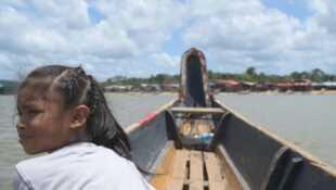 Guyane, la frontière invisible