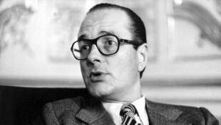 Chirac Le jeune loup (1932-1981) Le vieux lion (1981-2006)