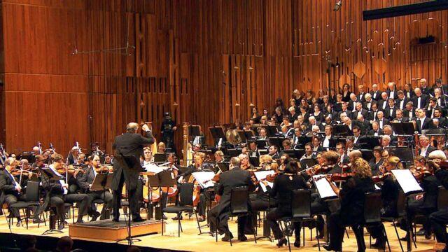 François-Xavier Roth et le London Symphony Orchestra