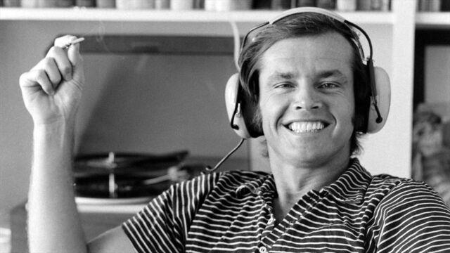 Jack Nicholson, le loup de Hollywood