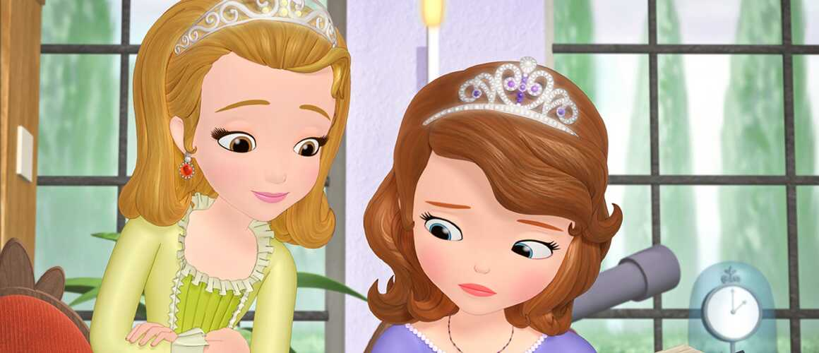 Princesse sofia l 39 hymne royal saison 1 episode 17 - Telecharger princesse sofia ...