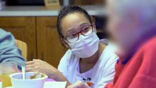 A l'école des infirmières