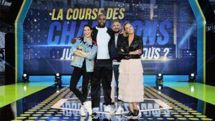 La course des champions Jusqu'où irez-vous ? 12 Octobre 2019