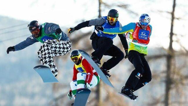 Snowboard / Coupe du monde
