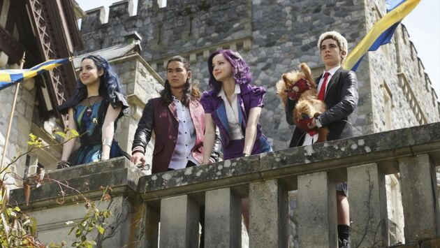 Descendants : version bonus