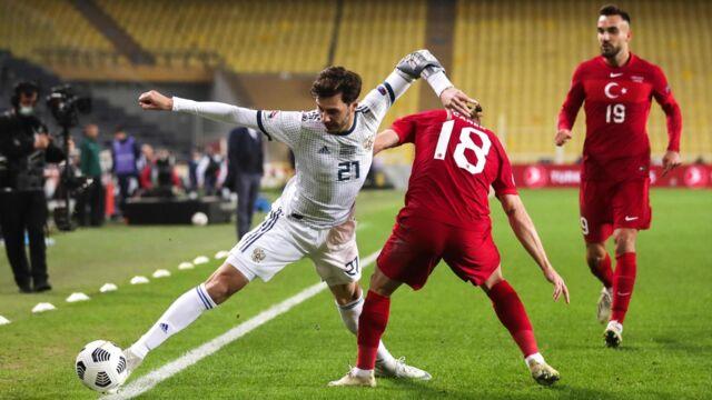 Football : Ligue des Nations UEFA