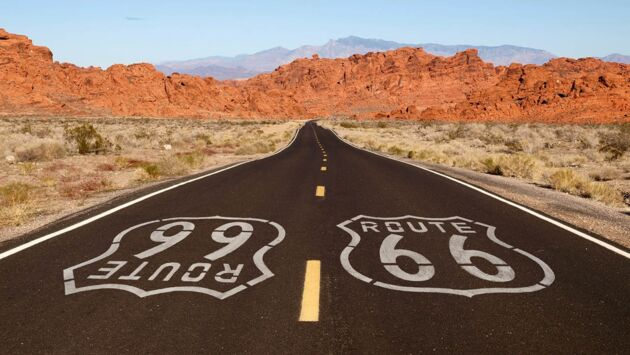 Route 66, la belle endormie