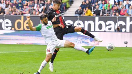 Bayer Leverkusen / Augsbourg