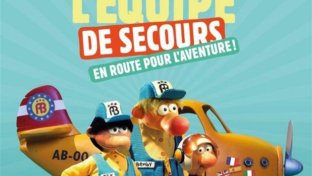 L'Équipe de secours : en route pour l'aventure !