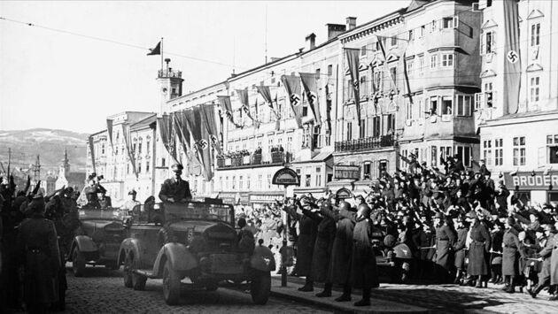 Hitler's Culture Capital