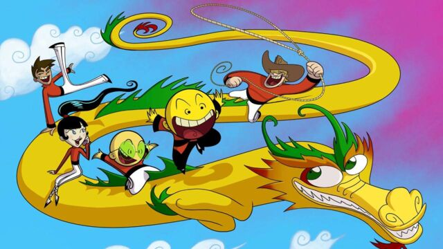 Xiaolin Chronicles