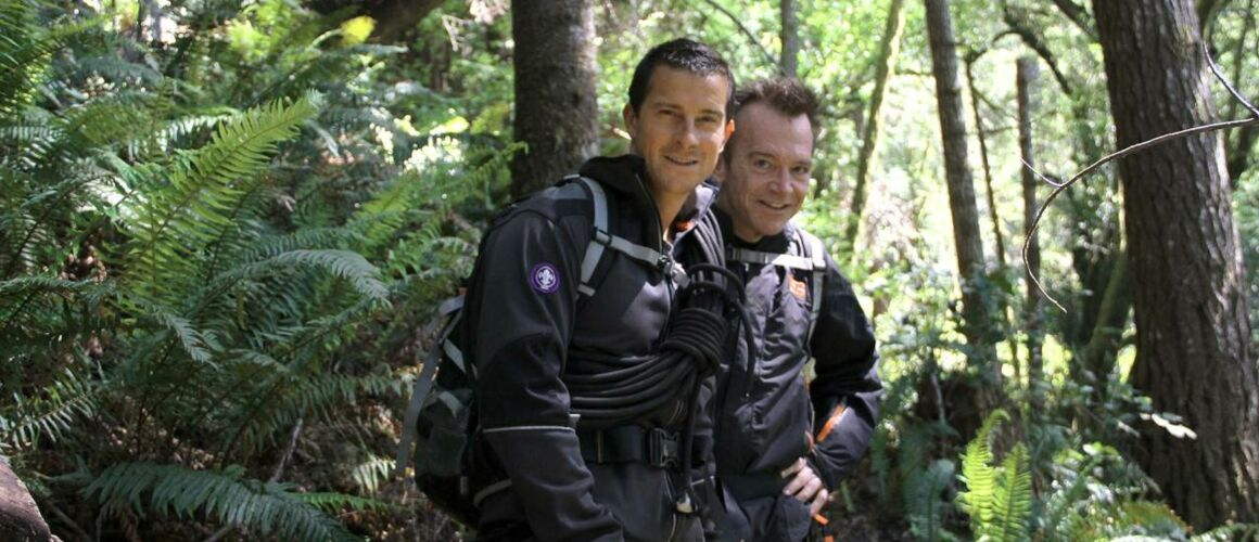tom arnold - bear grylls   vip vs  wild