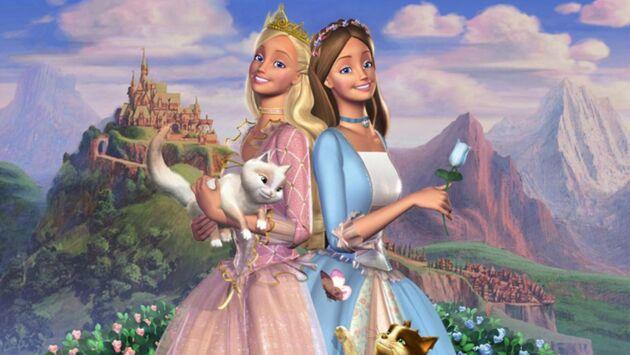 Barbie coeur de princesse
